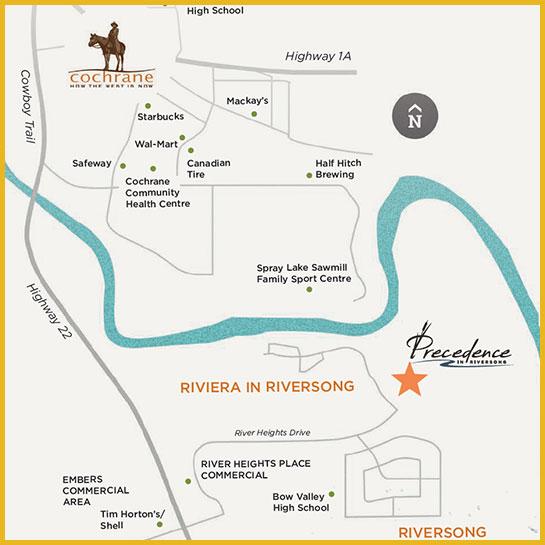 Precedence-map