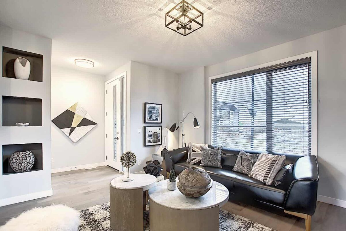 Airdrie quick possession homes