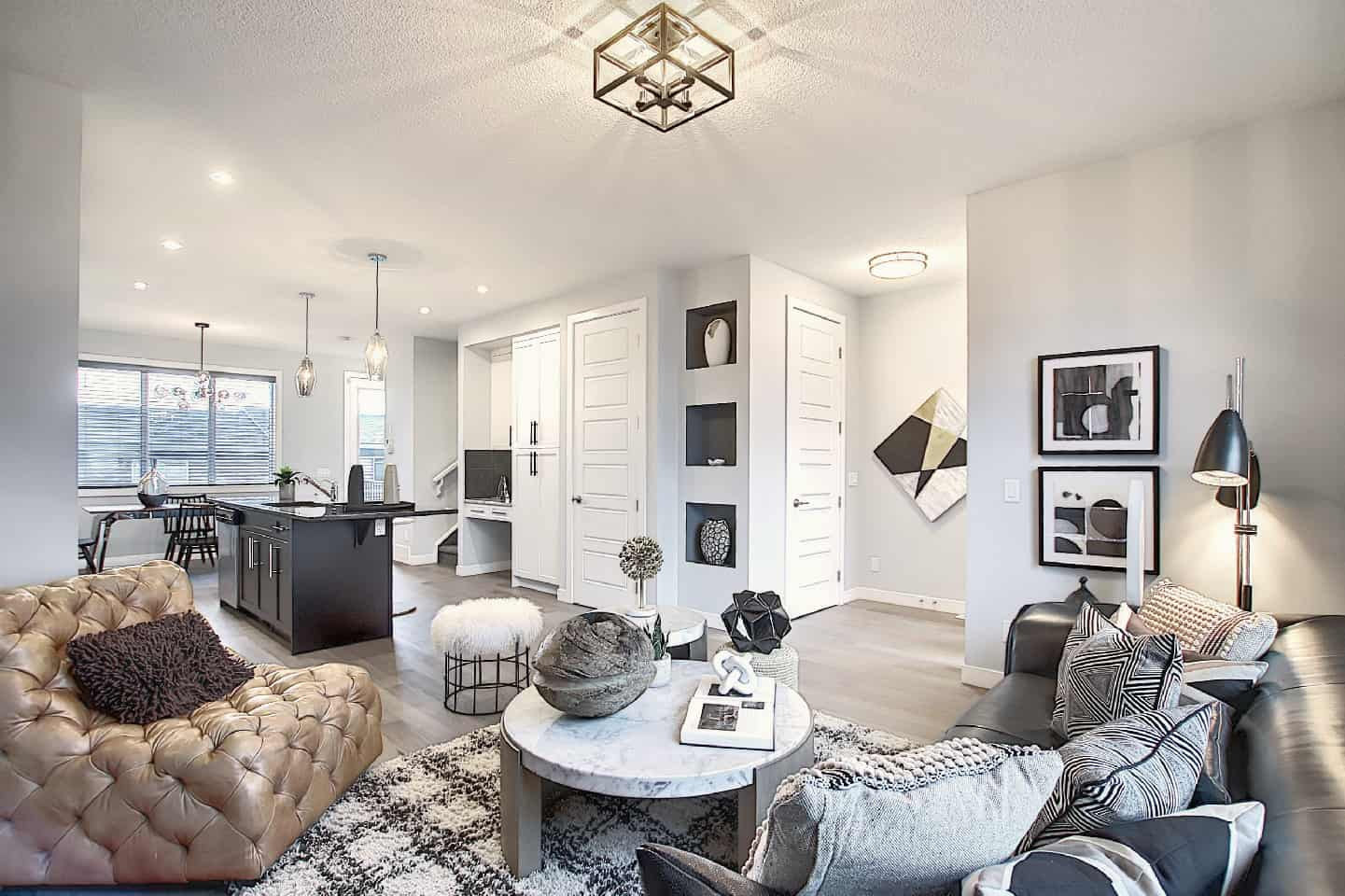 Quick possession homes Airdrie